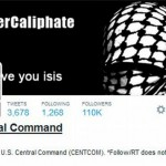 U.S. military social media accounts apparently hacked by Islamic State sympathizers