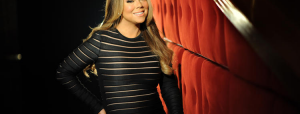 Mariah Carey, at home in Las Vegas, explains it all: 'This is just the beginning'